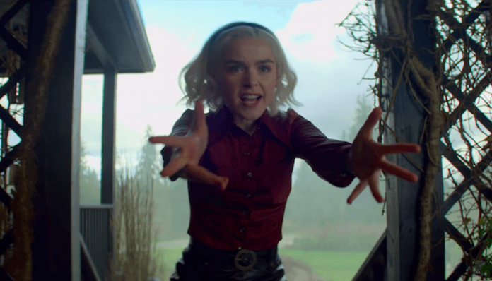 Chilling Adventures Of Sabrina Raises Hell In New Trailer