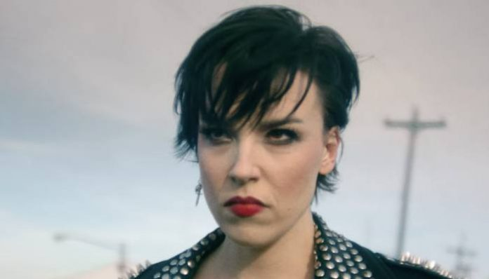 halestorm vicious video