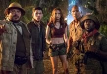 Jumanji 3 in the works