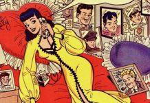 katy keene comic book