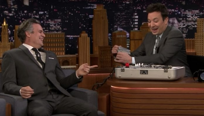mark ruffalo jimmy fallon