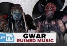 Gwar ruined music