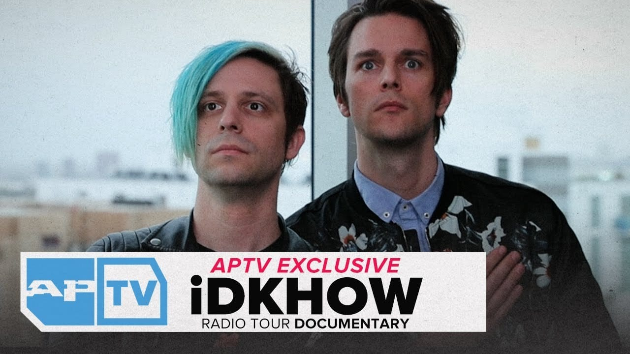 iDKHOW take us behind-the-scenes and into their world—watch