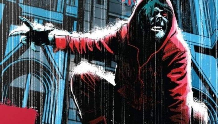 Morbius Set Photos >> Jared Leto Teases Living Vampire Vibes With Morbius Set Photo