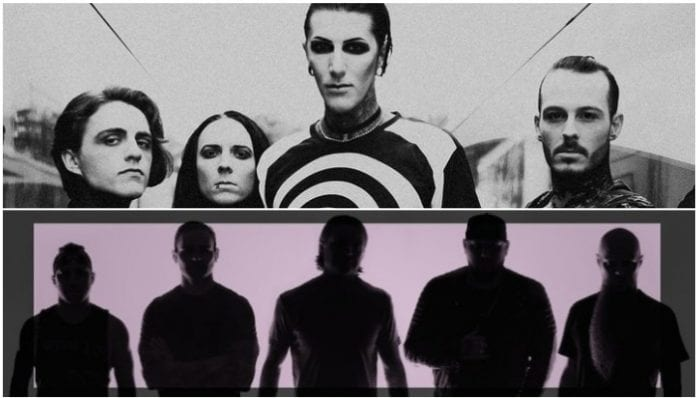 Motionless In White, Atreyu
