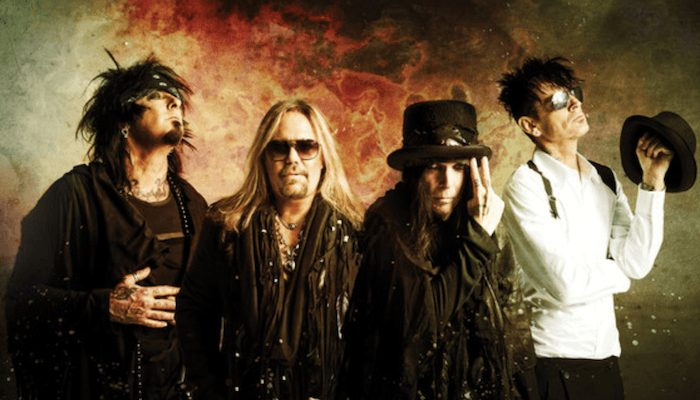"""'The Dirt' biopic capturing """"new generation"""" helped Mötley Crüe reunion"""