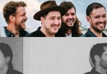mumford and sons nine inch nails