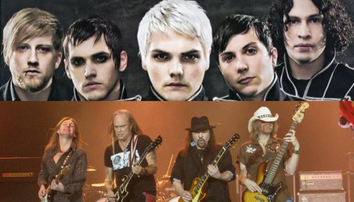 My Chemical Romance, Lynyrd Skynyrd mashup is both ridiculous and