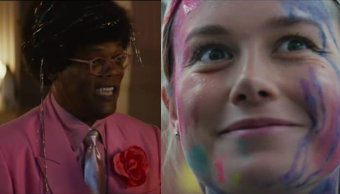 Captain Marvel Stars Reunite in Brie Larson's Unicorn Store Trailer