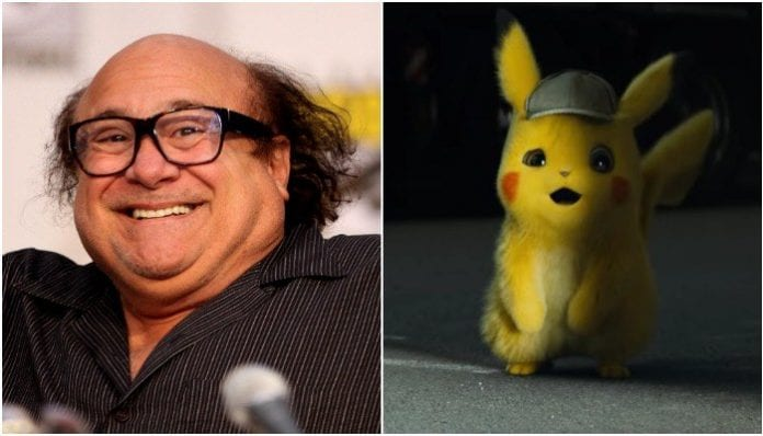 Danny DeVito, Detective Pikachu