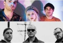 Queer Eye, Paramore, Alkaline Trio