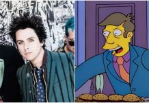 Green Day, The Simpsons