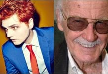 Stan Lee, Gerard Way