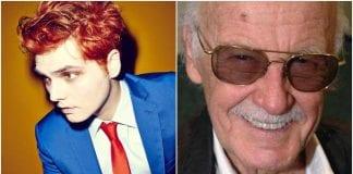 Stan Lee, Gerard Way