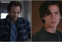 Luke Perry, Cole Sprouse