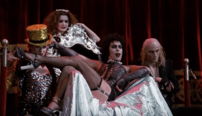 rocky horror Tim Curry Reunion livestream