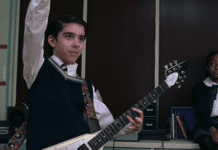'School of Rock' Zack Attack