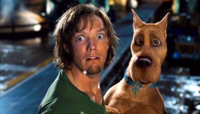 Shaggy reacts not being cast