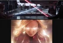 Captain Marvel Star Wars