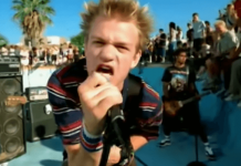 sum 41 in too deep spring break music videos