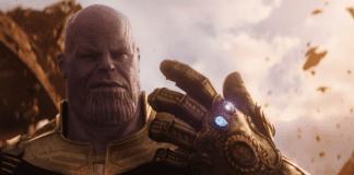 Thanos Infinity War Gauntlet