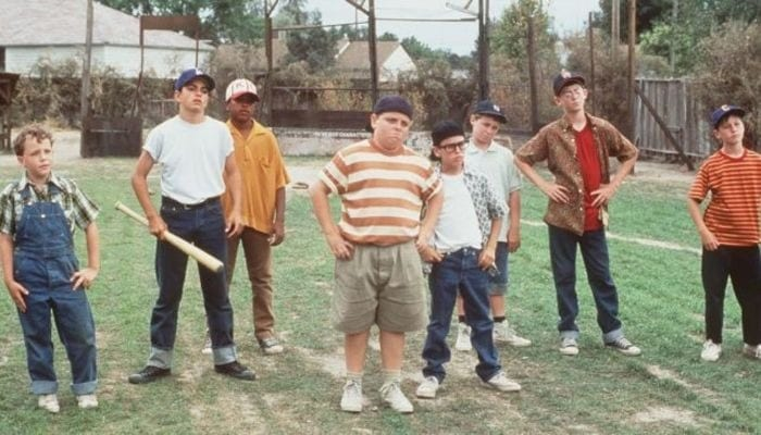 The Sandlot's original cast reuniting for TV series set in the '80s