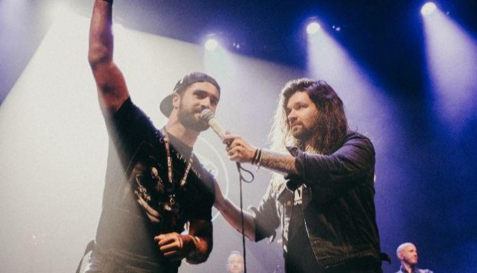 Taking Back Sunday, Seth Rollins