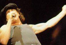 Brian Johnson AC/DC