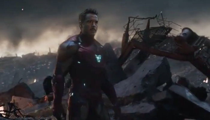 Avengers Endgame Footage Reportedly Leaked Major Spoilers Revealed