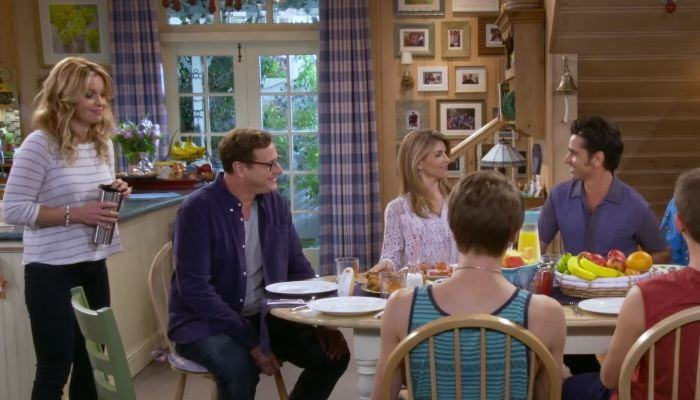 'Fuller House' creator sues executive producer over his removal from show