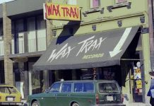 WAX TRAX! RECORDS STORE