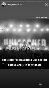 All Time Low new song Coachella