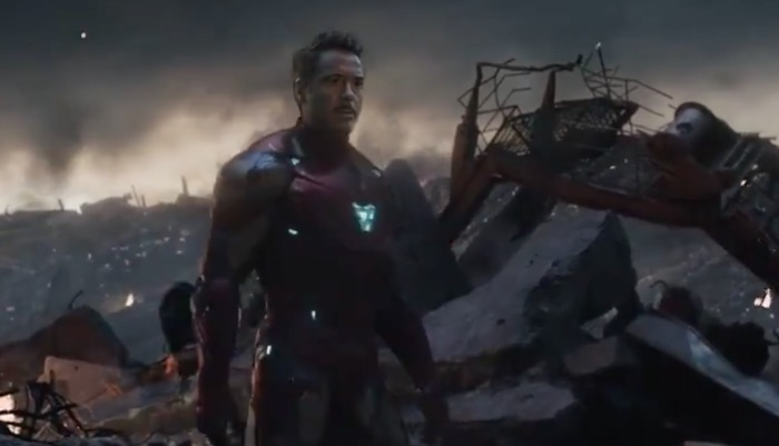 Avengers assemble for 'Endgame' recap sing-along