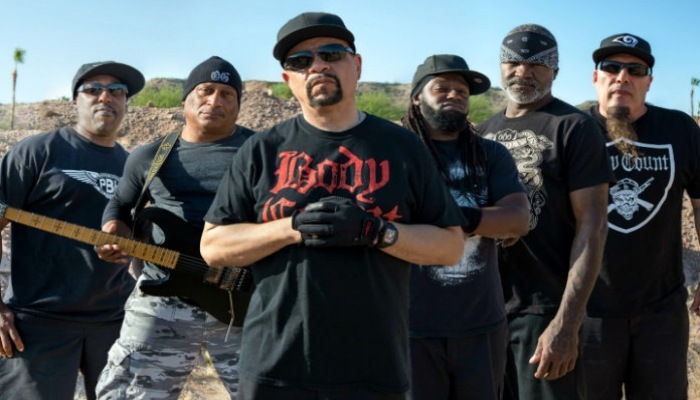 Ice-T reveals new Body Count album is in the works