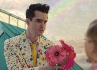 brendon urie taylor swift me reactions