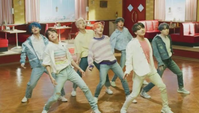 BTS Halsey Boy With Luv collab