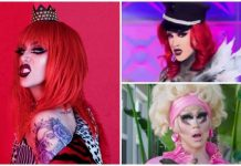 drag queens alternative rock songs