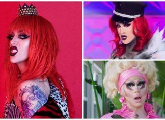 drag queens alternative rock songs