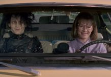 edward scissorhands driving scene hulu
