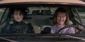 edward scissorhands driving scene hulu