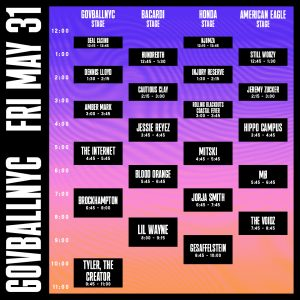 Governors Ball 2019 Friday