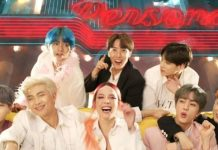 "Halsey BTS ""Boy With Luv"" video"