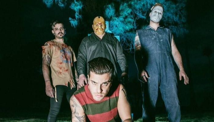"Ice Nine Kills drop 'Scream'-themed track with ""Your Number's Up"""
