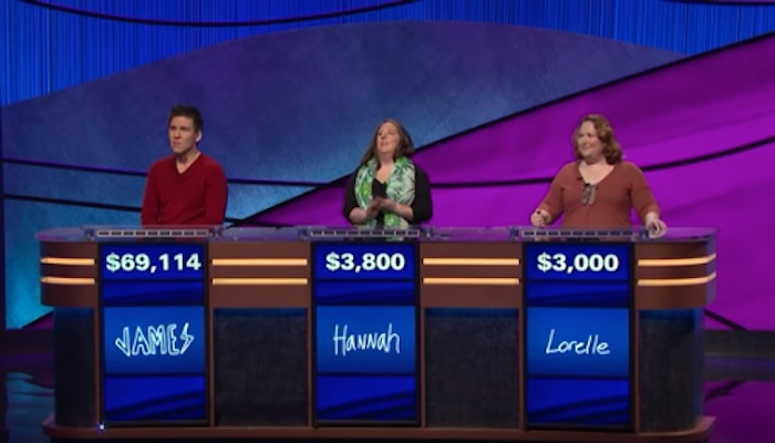 Record-breaking Jeopardy! champ escapes after facing another high-rolling contestant
