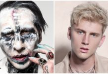 marilyn manson machine gun kelly