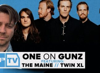 the maine, one on gunz, aptv