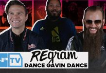 dance gavin dance, regram