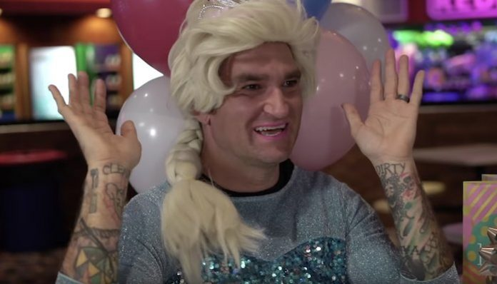 new found glory let it go cover disney