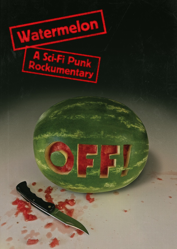off watermelon movie poster