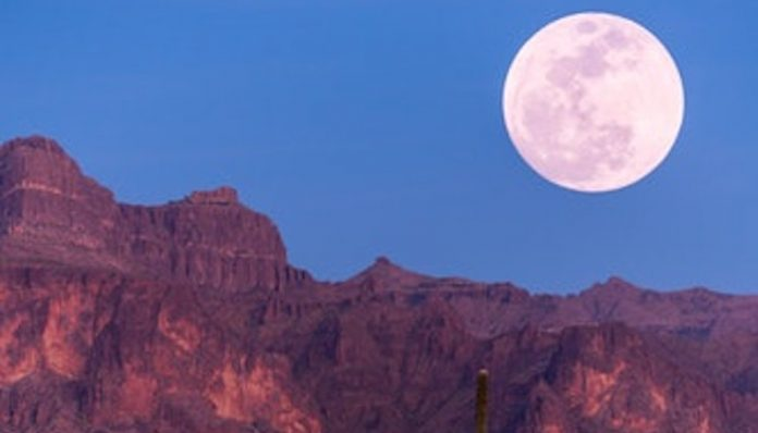 Full moon tonight won't actually be pink like name suggests, here's why